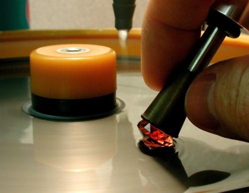 Gemstone Polishing