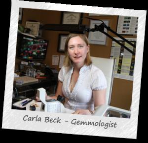 Carla KItkoski Gemmologist